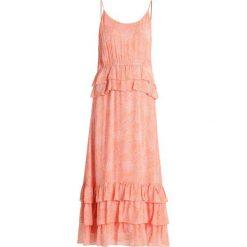 Długie sukienki: Second Female DROPS DRESS Długa sukienka dusty pink
