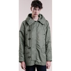 Parki męskie: True Religion Parka chalk green