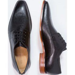 Buty wizytowe męskie: Melvin & Hamilton ALEX Eleganckie buty black