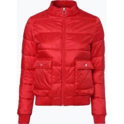 Bomberki damskie: Marie Lund - Damska kurtka pikowana, czerwony