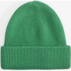 Czapka - Zielony. Zielone czapki damskie Reserved. Za 39,99 zł.