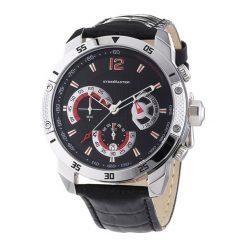 """Zegarki męskie: Zegarek """"CAP-1103221.A"""" w kolorze czarnym"""