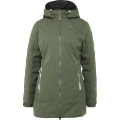 Icepeak TRINITY Płaszcz zimowy antique green. Zielone płaszcze damskie zimowe marki Icepeak, z materiału, sportowe. Za 629,00 zł.