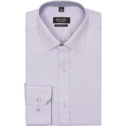 Koszula bexley 2362 długi rękaw custom fit w. Szare koszule męskie na spinki marki Recman, na lato, l, w kratkę, button down, z krótkim rękawem. Za 129,00 zł.
