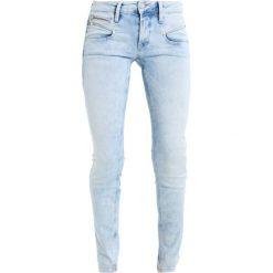Freeman T. Porter ALEXA Jeansy Slim Fit freshy. Niebieskie jeansy damskie marki Freeman T. Porter. Za 419,00 zł.