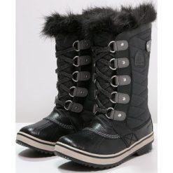 Buty zimowe damskie: Sorel TOFINO II Śniegowce black/quarry