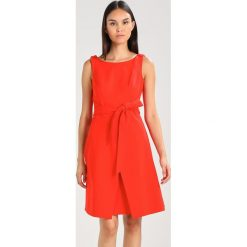 Sukienki hiszpanki: Karen Millen COLOUR POP Sukienka z dżerseju orange