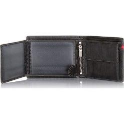 PORTFEL MĘSKI SKÓRZANY HAROLD`S. Czarne portfele męskie Harold's, z materiału. Za 79,00 zł.