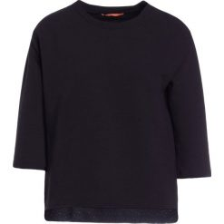 Bluzki asymetryczne: BOSS Orange TACUBA Bluzka z długim rękawem black