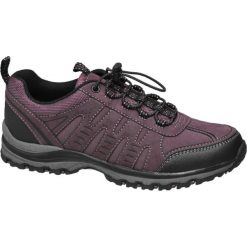 Buty trekkingowe damskie: trekkingowe buty damskie Graceland bordowe