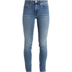 Calvin Klein Jeans CKJ 011 MID RISE SKINNY  Jeans Skinny Fit chico blue. Niebieskie jeansy damskie relaxed fit Calvin Klein Jeans, z bawełny. Za 549,00 zł.