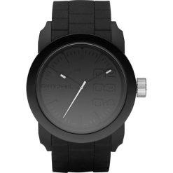 Diesel - Zegarek DZ1437. Czarne zegarki męskie marki Fossil, szklane. Za 399,90 zł.