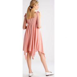 Sukienki hiszpanki: mint&berry mom Sukienka letnia nude