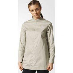 Koszula adidas Info Poster Long Shirt (CF1169). Szare koszule damskie Adidas, z bawełny, z długim rękawem. Za 128,99 zł.