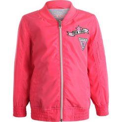 Kurtki dziewczęce przeciwdeszczowe: Staccato Kurtka Bomber pink