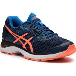 Buty ASICS - Gel-Pulse 9 T7D3N Dark Blue/Shocking Orange/Victoria Blue 4930. Niebieskie buty do biegania męskie Asics, z gore-texu, gore-tex. W wyprzedaży za 279,00 zł.