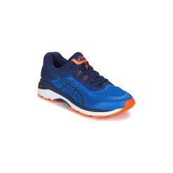 Buty do biegania Asics  GT-2000 6. Niebieskie buty do biegania męskie marki Asics. Za 464,30 zł.