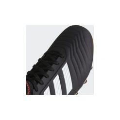 Trampki Dziecko  adidas  Buty Predator 18.3 AG. Czarne trampki chłopięce marki Adidas, z materiału. Za 269,00 zł.