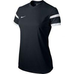 Nike Koszulka damska SS W's Trophy II Jersey  czarna r. S (588505 010). Czarne topy sportowe damskie marki Nike, xs, z bawełny. Za 99,00 zł.
