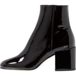 Nubikk GIGI ROMA Botki black. Czarne botki damskie skórzane Nubikk, klasyczne. Za 759,00 zł.
