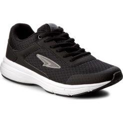 Buty SPRANDI - BP40-6187Y Czarny. Niebieskie buty do fitnessu damskie marki Salomon, z gore-texu, na sznurówki, gore-tex. Za 99,99 zł.