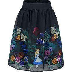 Odzież damska: Alicja w Krainie Czarów Golden Afternoon Spódnica czarny
