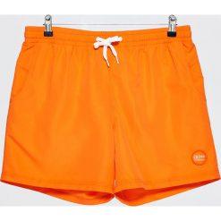Bermudy męskie: Spodenki do pływania - Pomarańczowy