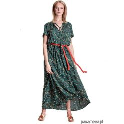 Długie sukienki: Sukienka Fio Maxi-Green