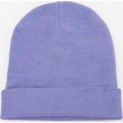 Czapka beanie - Fioletowy. Fioletowe czapki damskie Reserved. Za 29,99 zł.