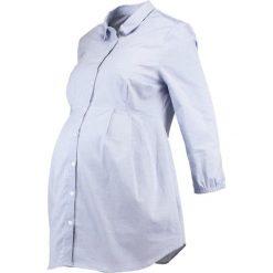 Koszule wiązane damskie: Zalando Essentials Maternity Koszula kentucky blue