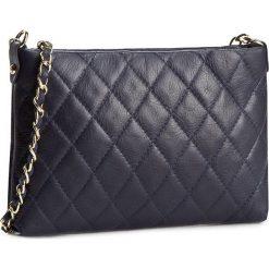 Torebka CREOLE - RBI10119 Granat Pik. Niebieskie torebki klasyczne damskie Creole, ze skóry. W wyprzedaży za 149,00 zł.