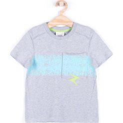 T-shirty męskie z nadrukiem: Coccodrillo – T-shirt dziecięcy 92-122 cm