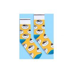BananaSocks - skarpetki KAWA. Szare skarpetki damskie marki Banana socks. Za 27,99 zł.
