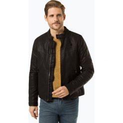 G-Star - Kurtka męska, czarny. Czarne kurtki męskie skórzane marki G-Star, m, retro. Za 999,95 zł.