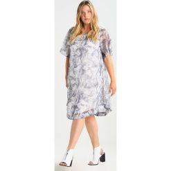 Sukienki hiszpanki: Zizzi Sukienka letnia vanilla ice