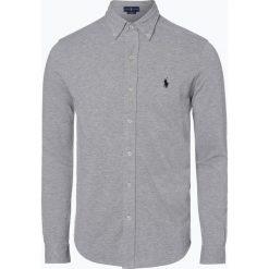 Polo Ralph Lauren - Koszula męska, szary. Szare koszule męskie na spinki Polo Ralph Lauren, l, z klasycznym kołnierzykiem, z długim rękawem. Za 499,95 zł.