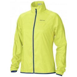 Bomberki damskie: Marmot Kurtka Sportowa Wm's Trail Wind Jacket Hyper Yellow Xs