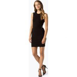 Armani Exchange - Sukienka damska, czarny. Czarne sukienki marki Armani Exchange, l, z materiału, z kapturem. Za 479,95 zł.