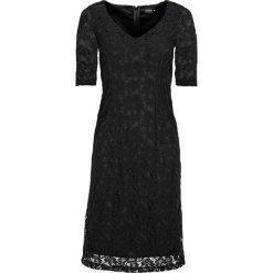 Sukienki hiszpanki: Sukienka koronkowa bonprix czarny