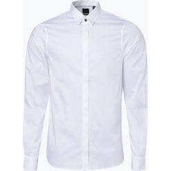 Armani Exchange - Koszula męska, czarny. Czarne koszule męskie marki Armani Exchange, l, z materiału, z kapturem. Za 279,95 zł.
