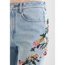 Miss Sixty GAYNELL TROUSERS Jeansy Slim Fit blue denim. Niebieskie jeansy damskie Miss Sixty. W wyprzedaży za 459,50 zł.