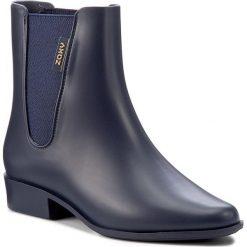 Buty zimowe damskie: Kalosze ZAXY – London Boot II Fem 82267 Granat 01682 Y285048