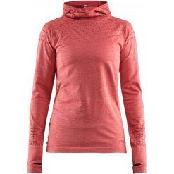Craft Bluza Damska Core 2.0 Hood Pomarańczowa M. Czarne bluzy sportowe damskie marki Craft, m. Za 219,00 zł.