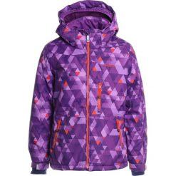 Odzież damska: Kamik ARIA FREEFALL Kurtka snowboardowa grape/peppermint
