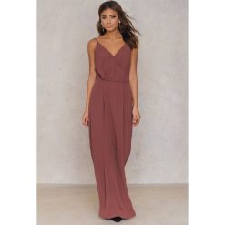 Długie sukienki: Samsoe & Samsoe Sukienka Ginni L - Red,Purple