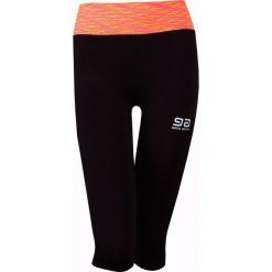 Damskie legginsy sportowe 3/4 Gatta Active. Czarne legginsy sportowe damskie Astratex, w kolorowe wzory. Za 71,99 zł.