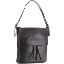 Torebka CREOLE - K10555  Czarny. Czarne torebki klasyczne damskie Creole, ze skóry. W wyprzedaży za 169,00 zł.