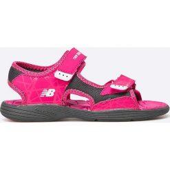 Sandały dziewczęce: New Balance – Sandały dziecięce K2025GRP