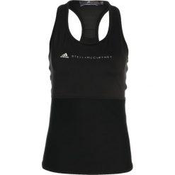 Adidas by Stella McCartney ESS TANK Koszulka sportowa black. Czarne t-shirty damskie adidas by Stella McCartney, l, z elastanu. Za 269,00 zł.