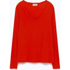"""T-shirty damskie: Koszulka """"Tinibay"""" w kolorze czerwonym"""